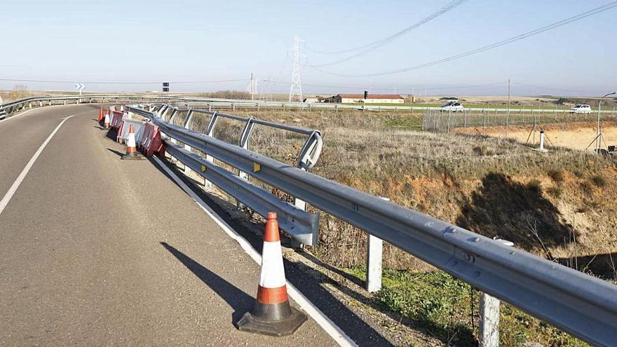 Un nuevo puente sobre el tren en La Hiniesta eliminará las curvas