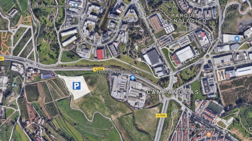 El PTA inicia la obra de un nuevo aparcamiento de 400 plazas