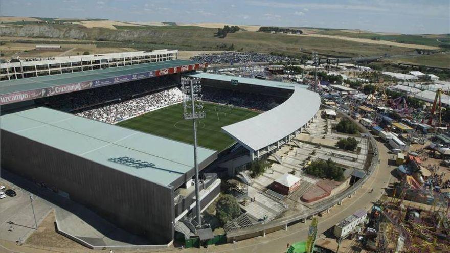 El Córdoba CF, pendiente del posible aumento del aforo de El Arcángel