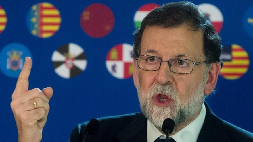 """Rajoy reivindica la """"pluralitat"""" i crida els catalans a deixar enrere els """"greuges"""""""