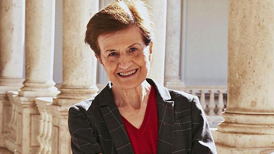"""Adela Cortina: """"La obediencia no es una virtud democrática"""""""