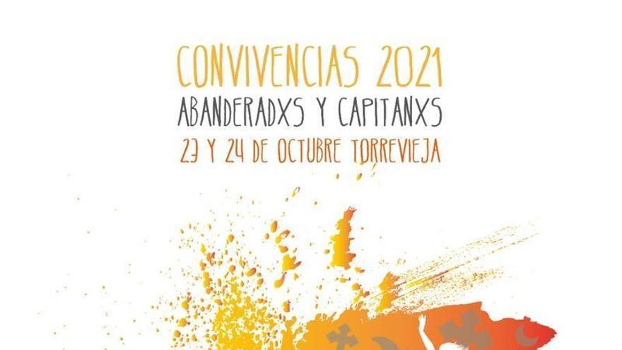 La Federación Alicantina de Moros y Cristianos celebra en Torrevieja sus jornadas de convivencia