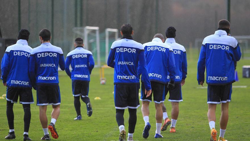 El Dépor viaja hacia Zamora tras haber solicitado aplazar el partido