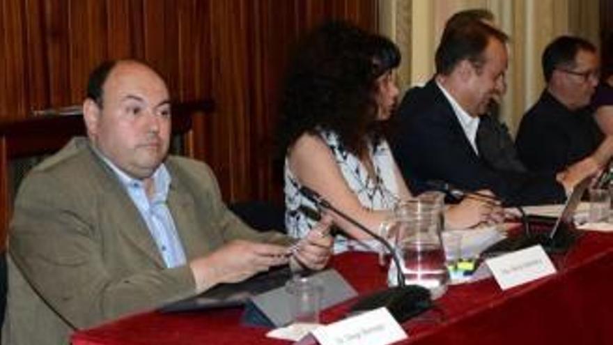 El regidor Diego Borrego demana la restitució dels càrrecs municipals
