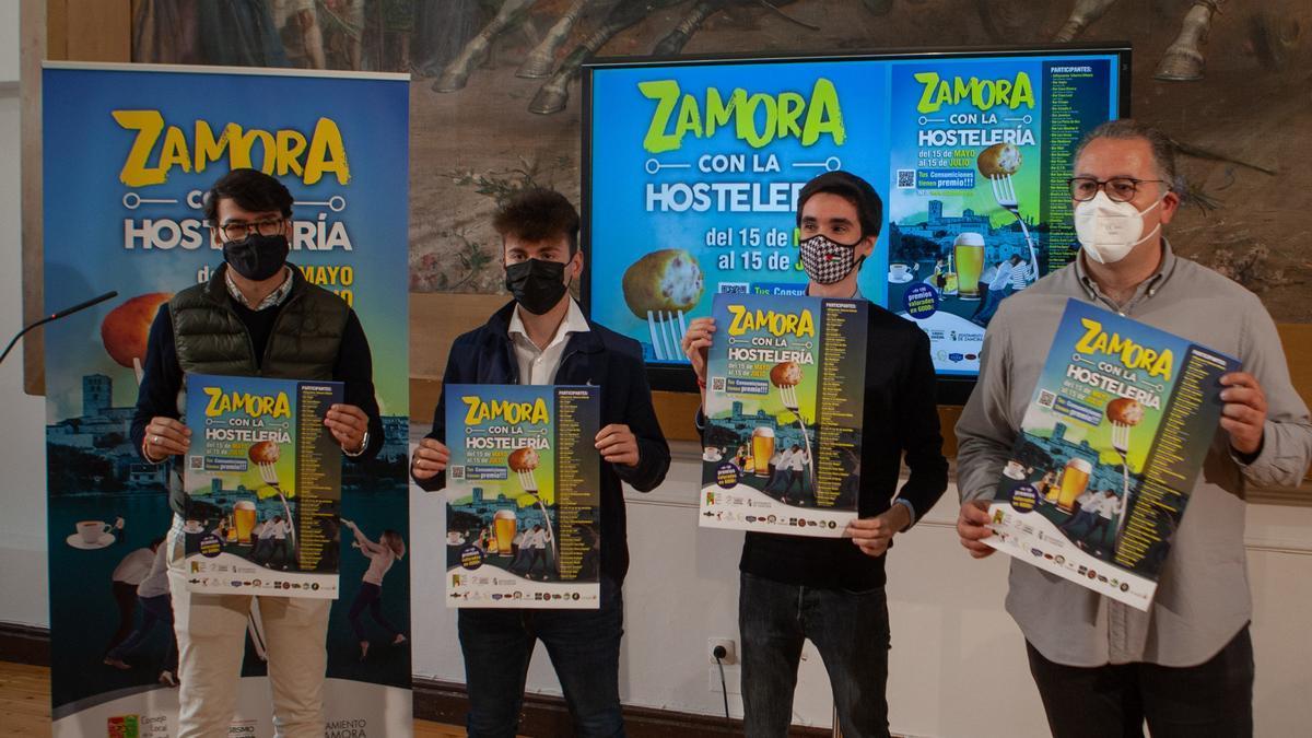 Hostelería en Zamora