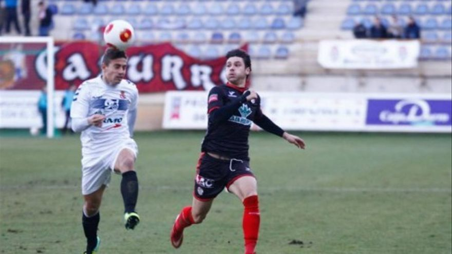 C.Leonesa - Zamora CF (1-1)