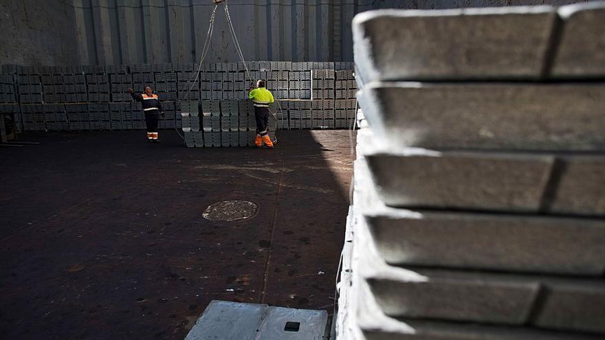 La producción de cinc metal de Glencore en el primer trimestre crece un 3 por ciento