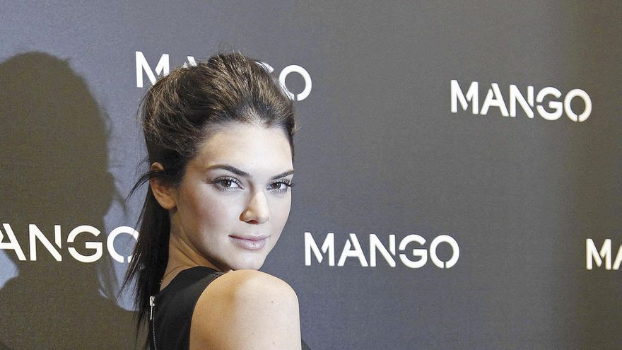 Kendall Jenner, la modelo mejor pagada del año