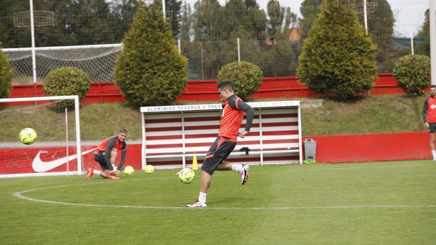 "Djurdjevic: ""Nos toca ganar el derbi y me toca marcar el gol"""
