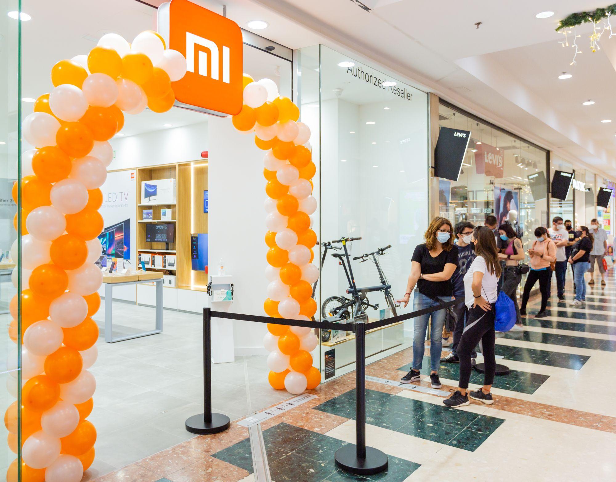 Xiaomi estrena Mi Store en Tenerife