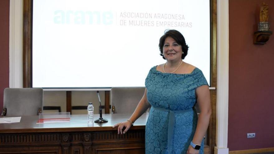 La empresaria María López, nueva presidenta de Arame