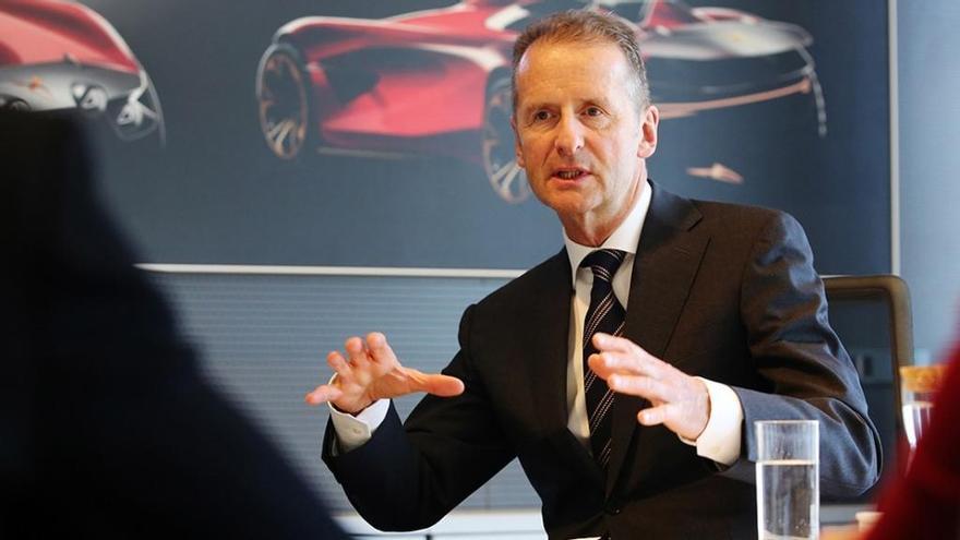 "Herbert Diess: ""Seat supone una referencia dentro del Grupo Volkswagen"""