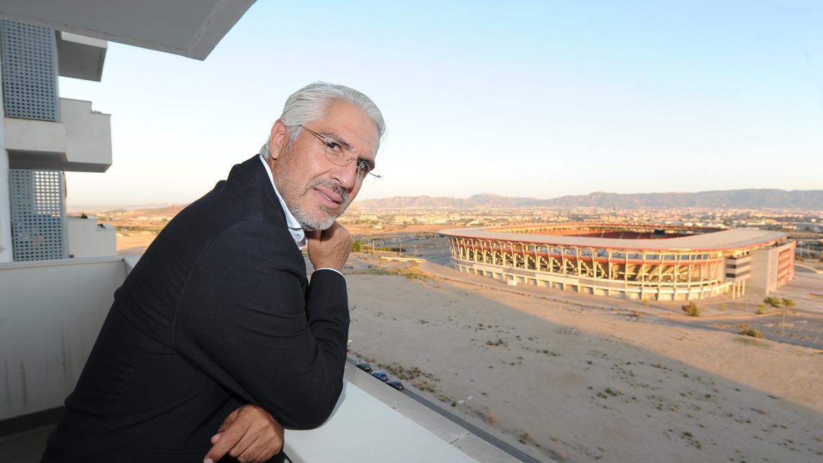 El empresario mexicano Mauricio García de la Vega.