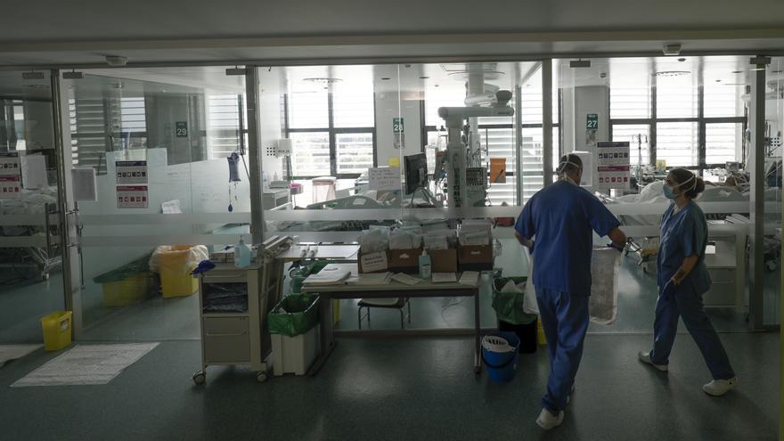511 nuevos casos mientras sube la presión hospitalaria