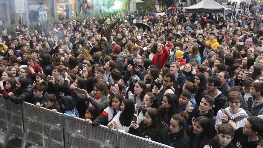 El Govern preveu recuperar a la tardor activitats massives com festivals de música