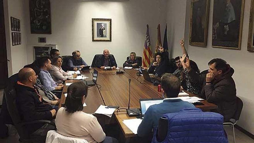 """El alcalde de Binissalem alerta de un """"caos"""" si no se aprueban ya los presupuestos"""