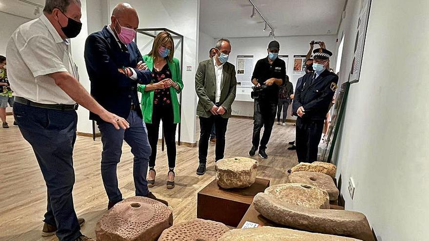 Villar del Arzobispo afianza su Museo Arqueológico