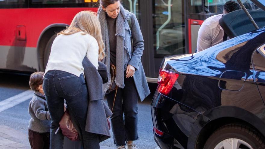 La juez investiga a una hija de Eduardo Zaplana y a su yerno por blanqueo de capitales