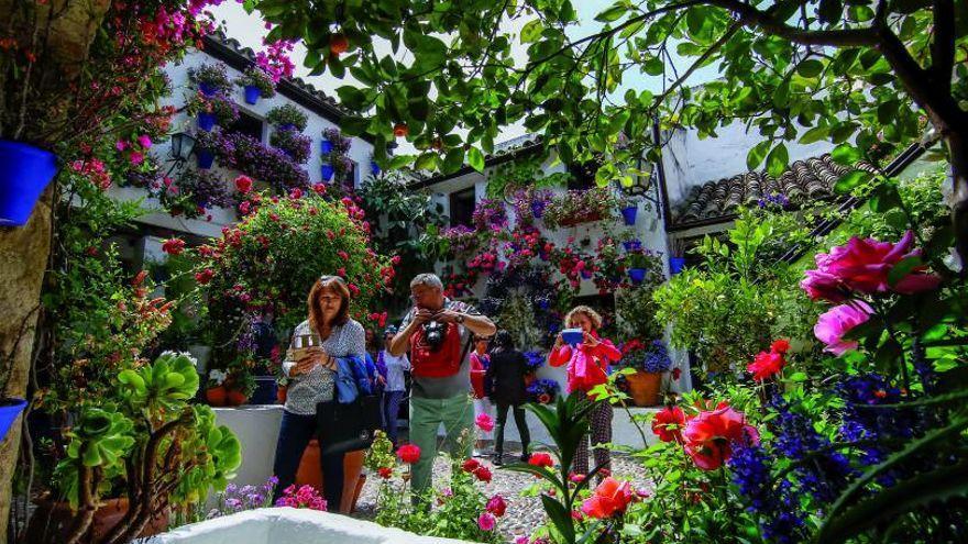 Los Patios, la fiesta de Córdoba más buscada por los usuarios en Google