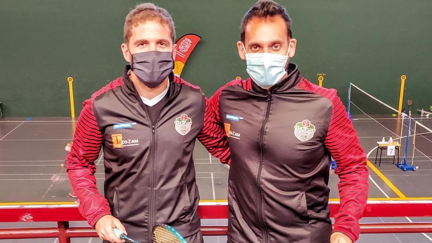 El Bádminton Zamora cierra la temporada con un bronce en el Autonómico