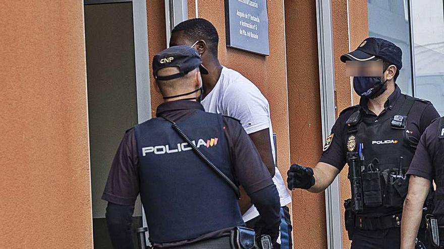 A prisión tres de los ochos detenidos  por propinar palizas en Fuerteventura