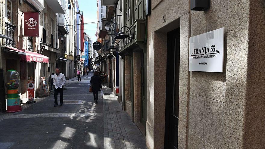 Medio centenar de propietarios tienen más de una vivienda de uso turístico en la ciudad