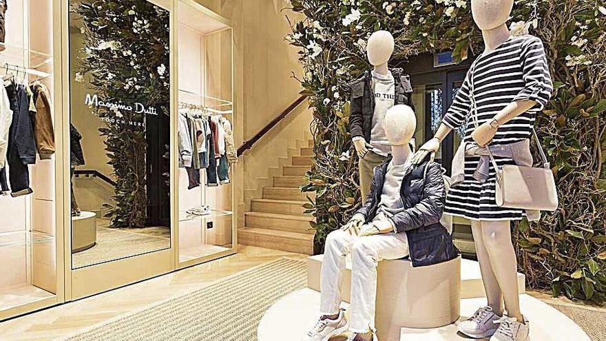 La innovadora tienda de Massimo Dutti en Palma