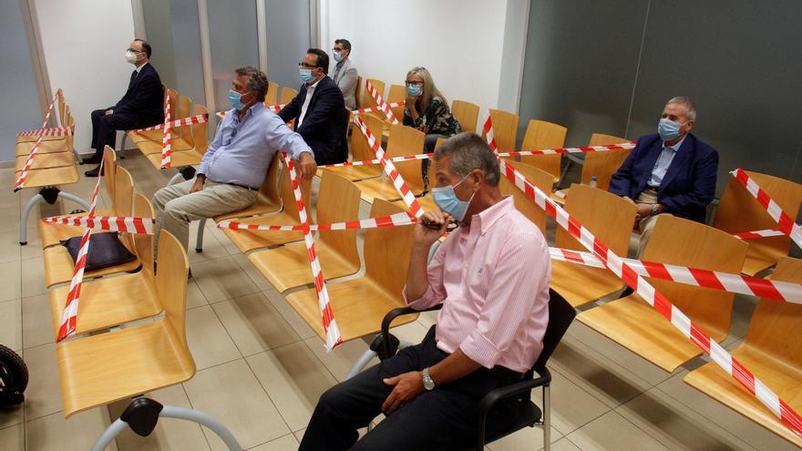 El tribunal descarta amaños en el PGOU y solo condena por cohecho a Alperi y a Ortiz