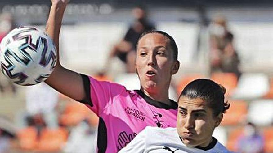 El Valencia supera con firmeza al Huelva