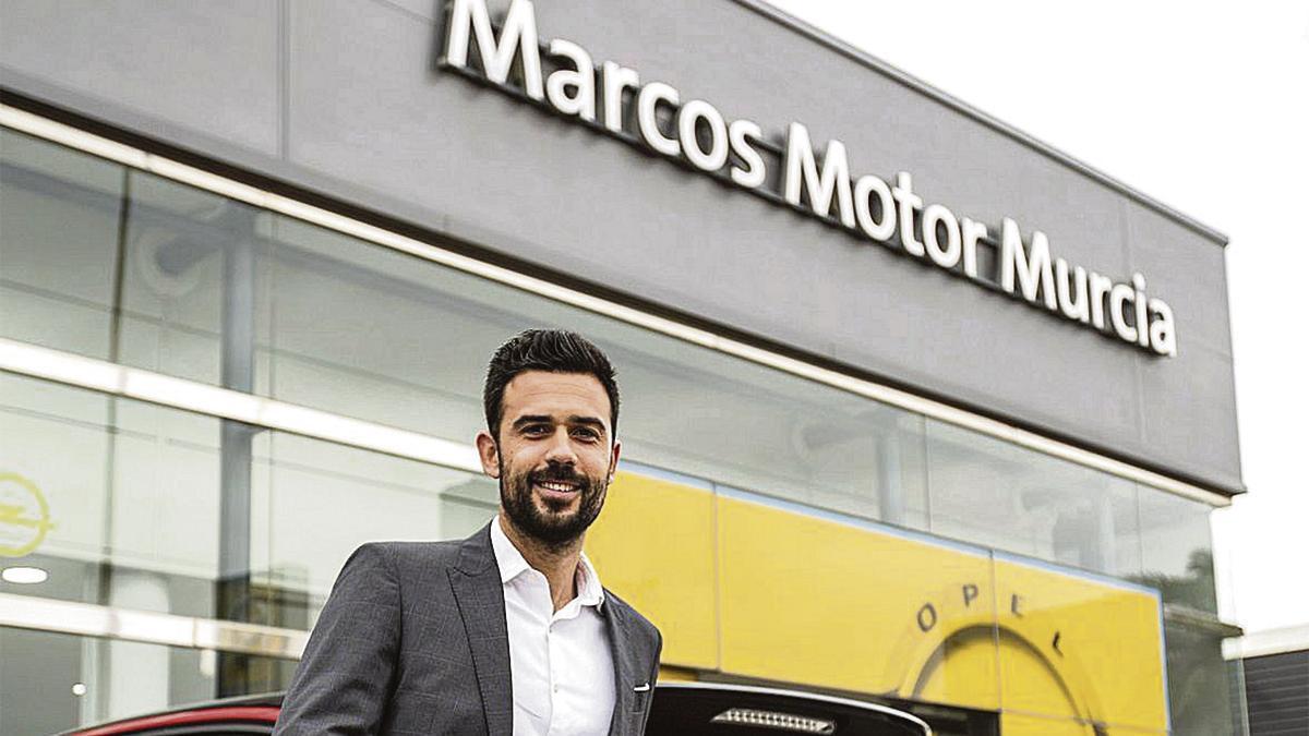 Pablo Juan Soler: «En Opel Marcos Motor contamos con grandes profesionales para dar la mejor experiencia al cliente»