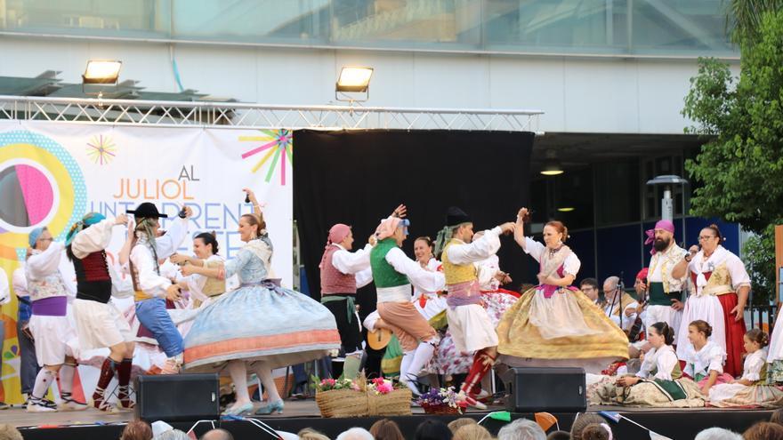Los espectáculos toman Torrent en un mes de julio de 'Cultura de la Festa'