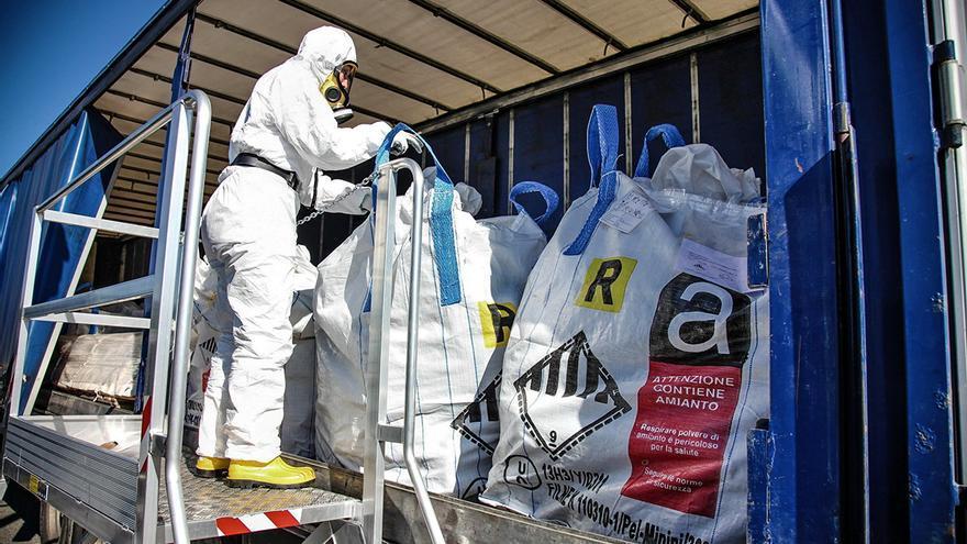 Retirada del amianto en Mallorca, una misión de profesionales