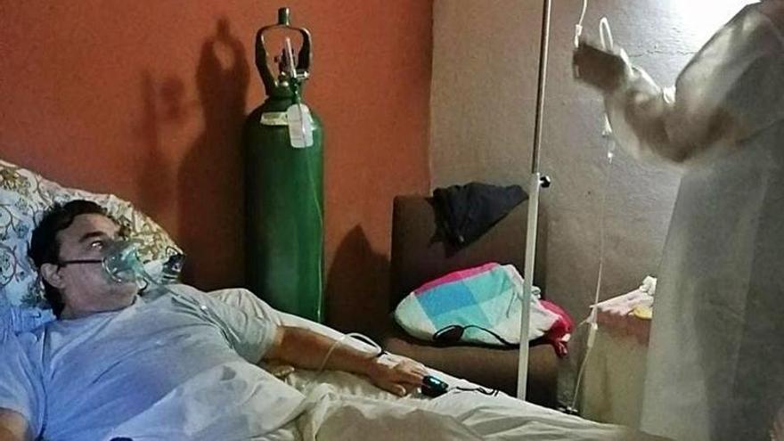 """Así pasa el exoviedista Chapacú el coronavirus: """"Esto es un caos, pero soy carbayón y voy a superarlo"""""""