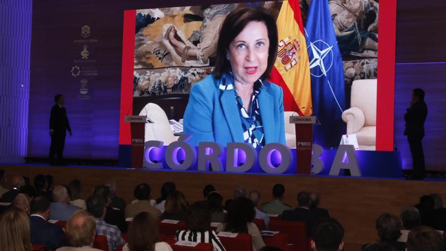 """Margarita Robles: """"Es una apuesta firme y decidida en favor del Ejército"""""""