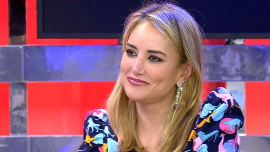 """Alba Carrillo recula en su comentario a Adara Molinero: """"Me he equivocado en todo"""""""