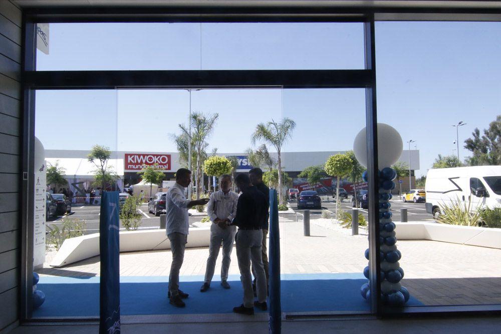 Abre en Córdoba un nuevo centro comercial: Los Patios de Azahara