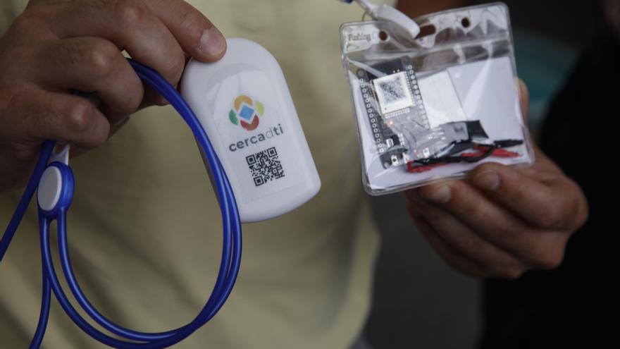 Alumnos de Comercio se examinarán con chips para localizar contactos de contagios