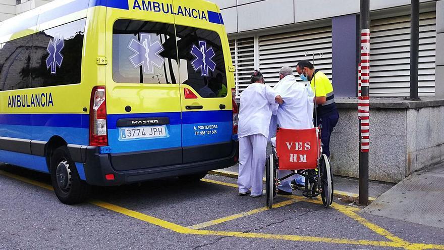 La presión sobre la UCI de Montecelo aumenta y ya atiende a once pacientes
