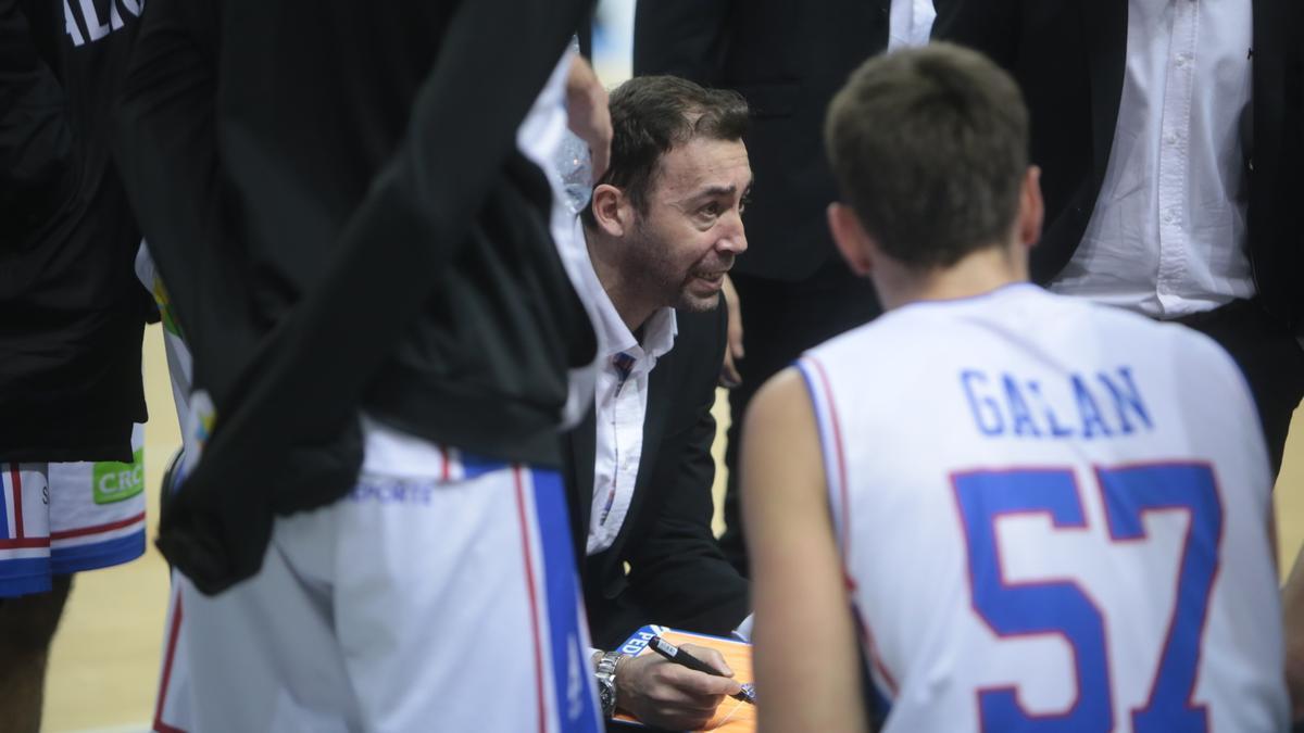 Pedro Rivero, HLA Alicante coach