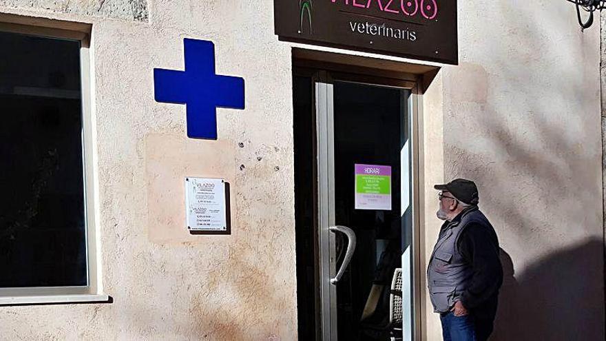 Maria de la Salut estrena una clínica veterinaria