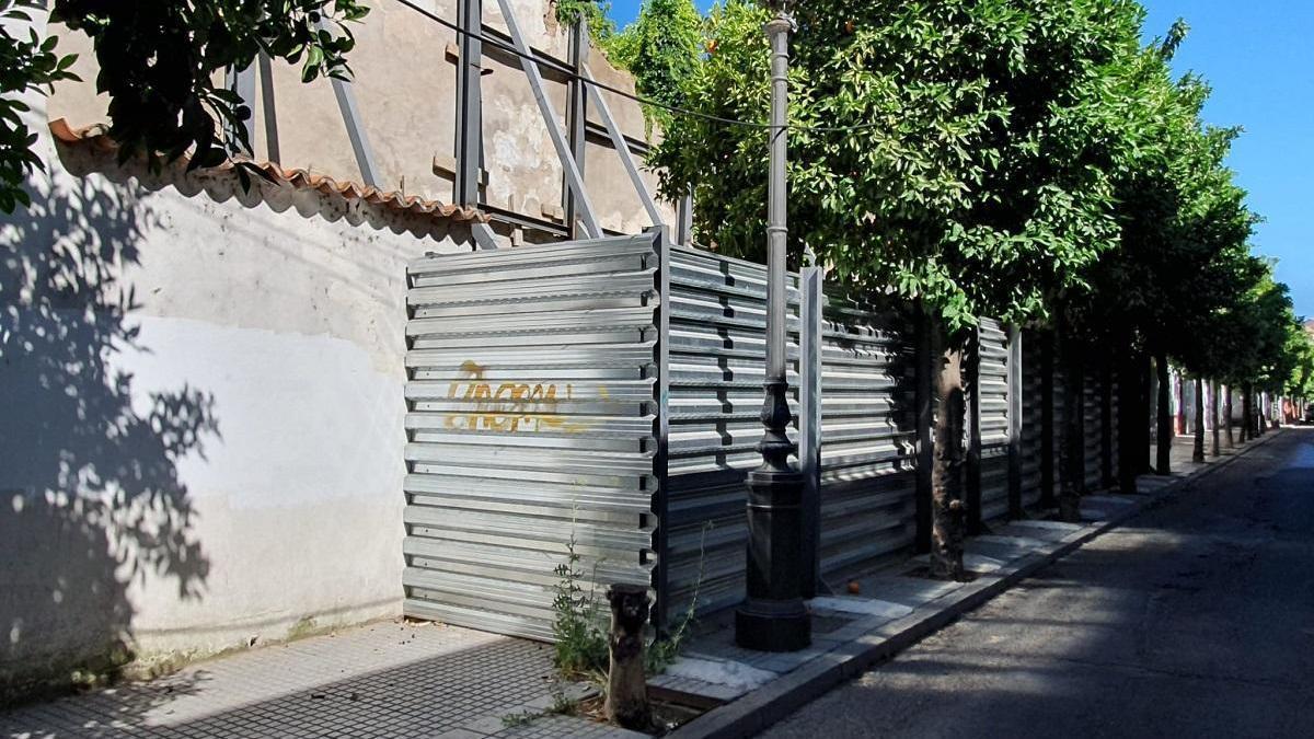 Podemos reclama mejoras en accesibilidad y seguridad en la calle San Fernando