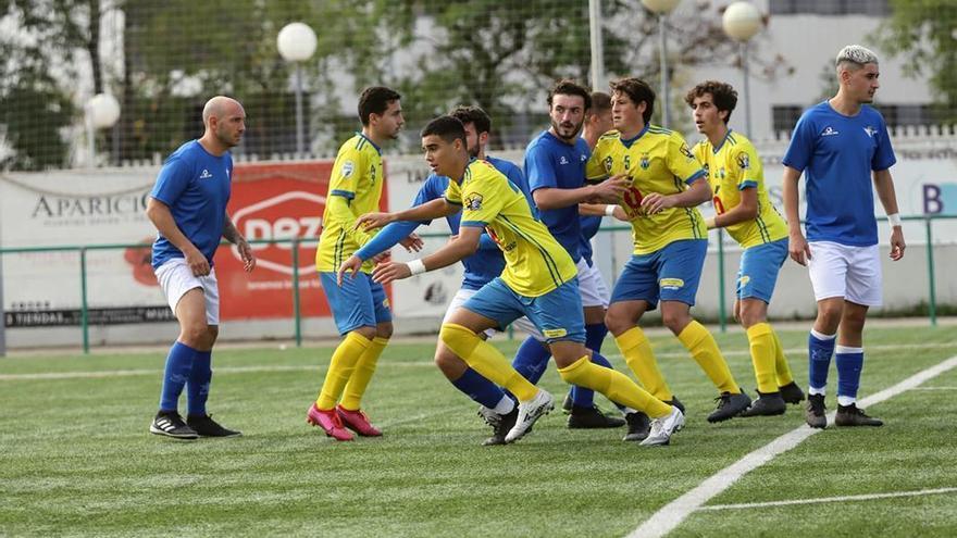 El Montilla supera al Atlético Espeleño en un buen derbi
