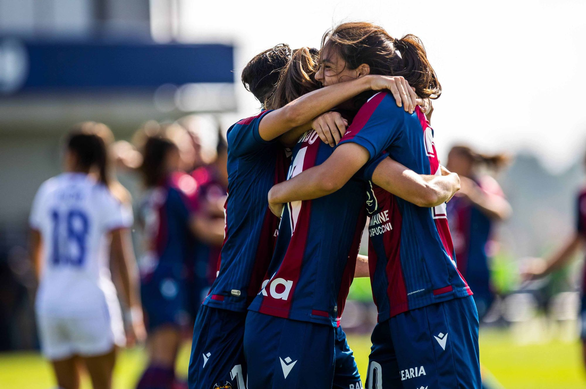 Así arrasó el Levante Femenino al Real Madrid