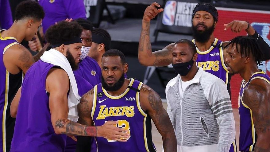 Lebron James persigue su cuarto anillo