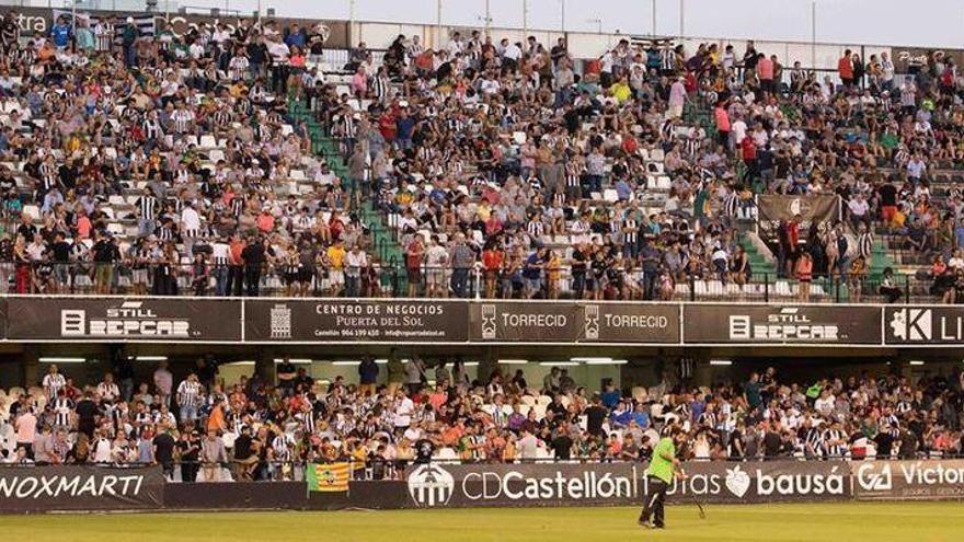 Toda la información sobre las entradas para el Castellón-Villarreal B