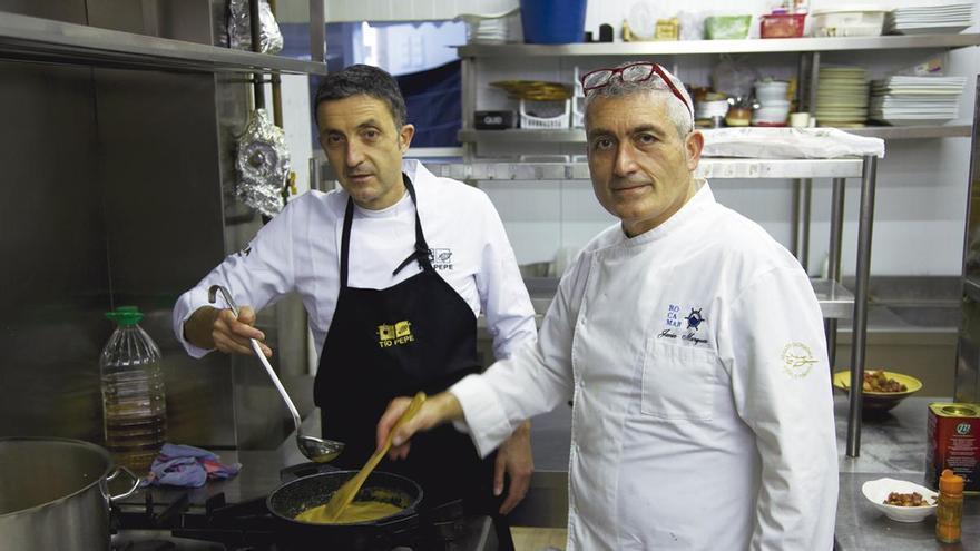'La festa al plat' recopila la gastronomía de Peñíscola