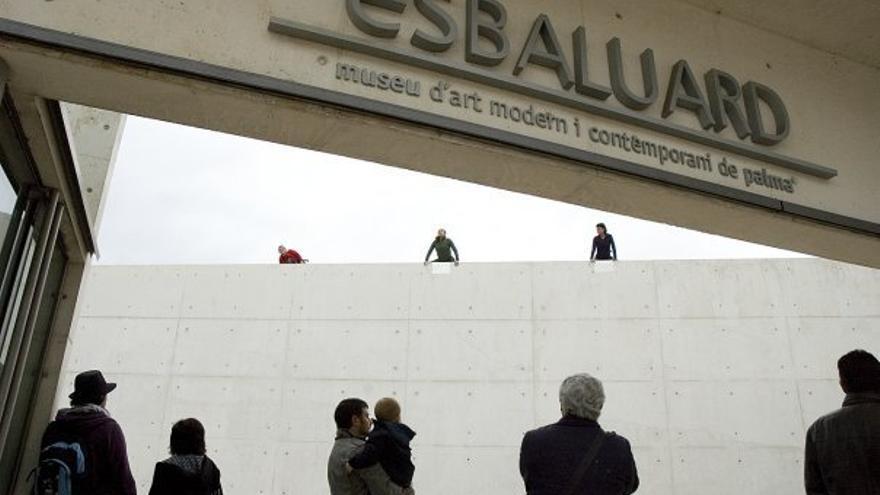 Es Baluard Museo de Arte Moderno y Contemporáneo de Palma