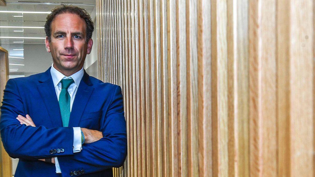 Javier Galarraga, director territorial de Canarias de Banca March