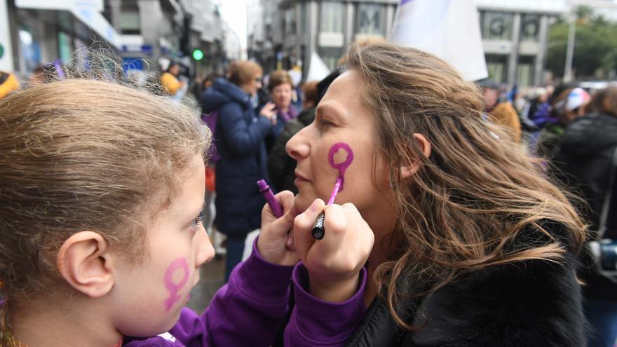 La Plataforma Feminista de Asturias, contra los cambios en la prestación del aborto