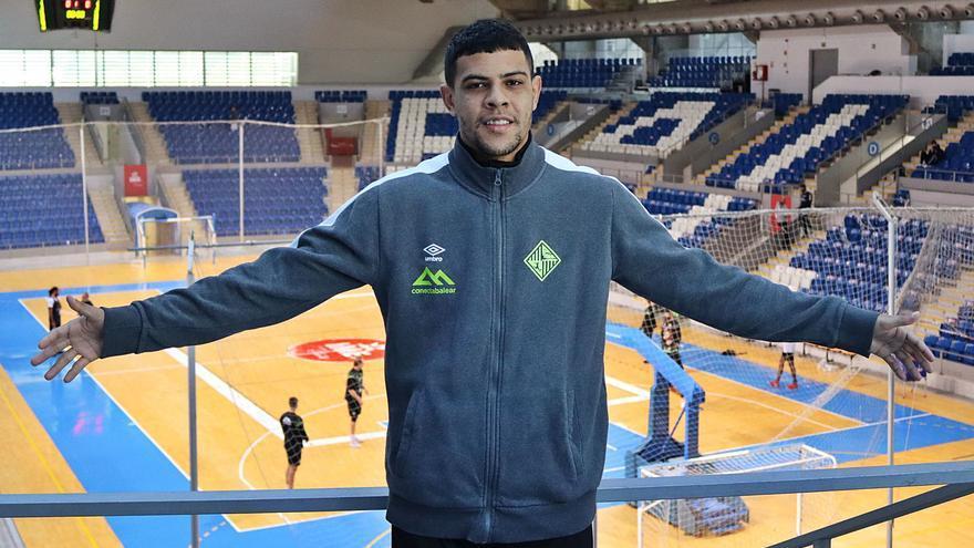 Vilela jugará en el Palma Futsal hasta 2024